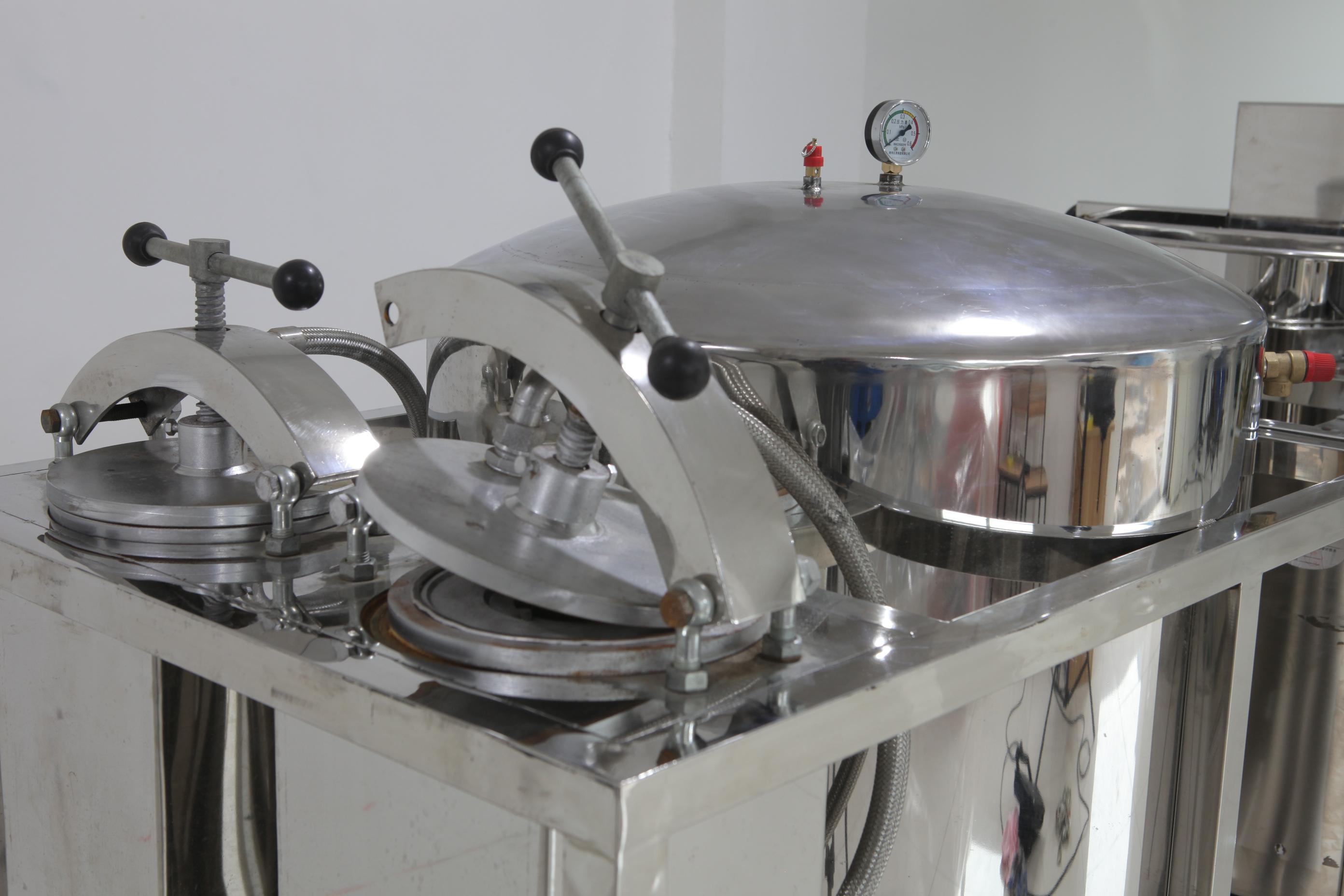 大豆油精炼机 - 豆油精炼设备