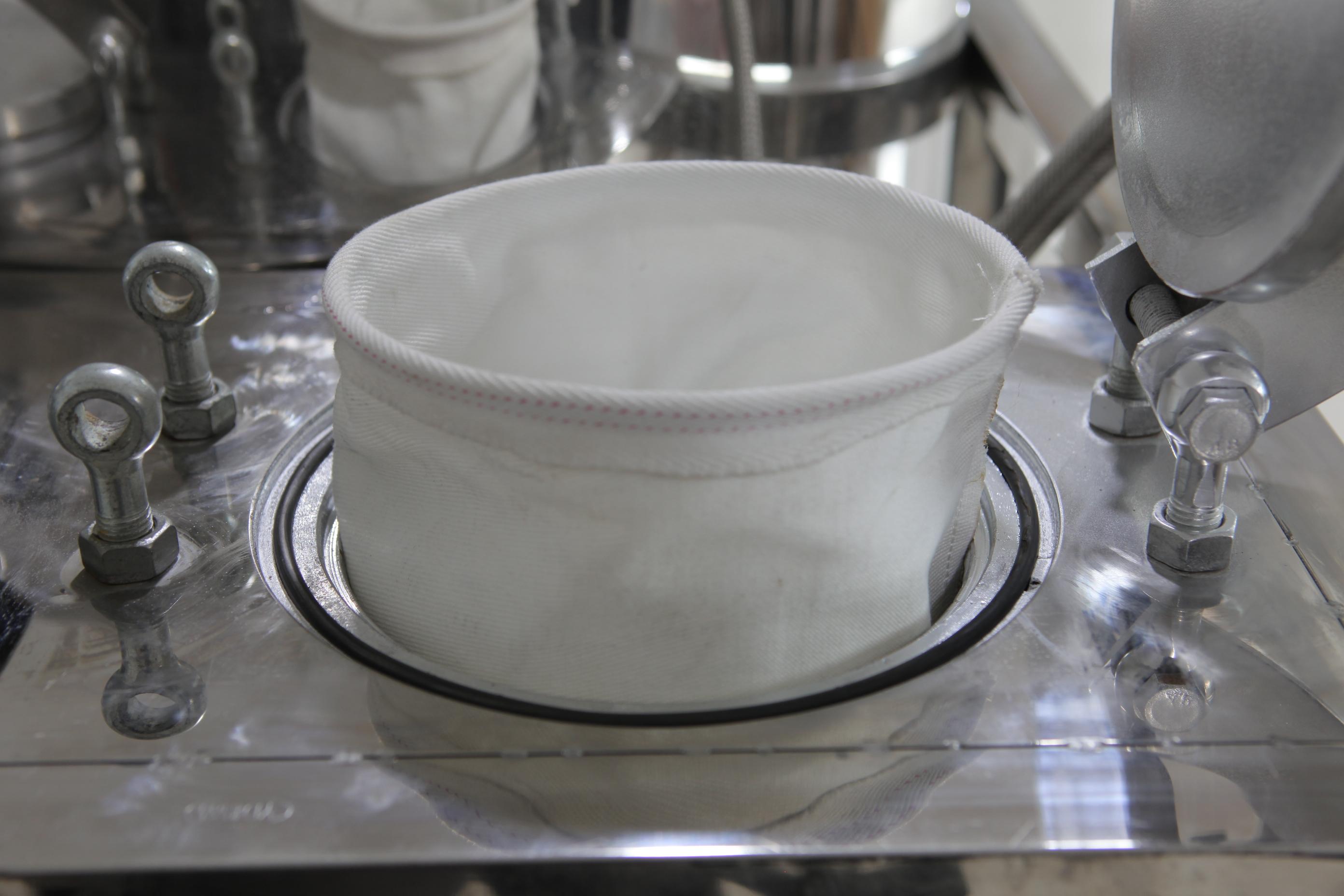 稻米油精炼机 - 米糠油精炼设备