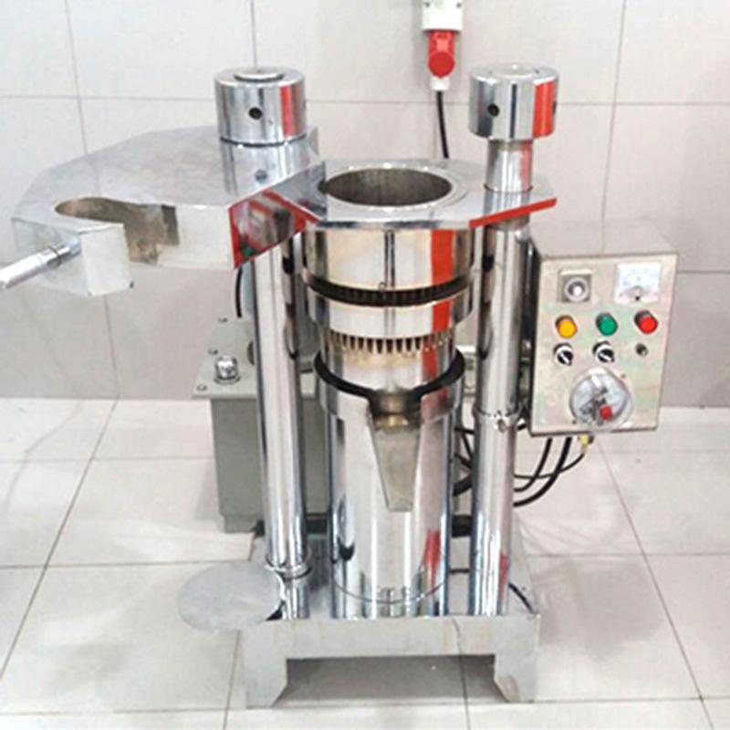 芝麻液压榨油机 - 芝麻油压榨