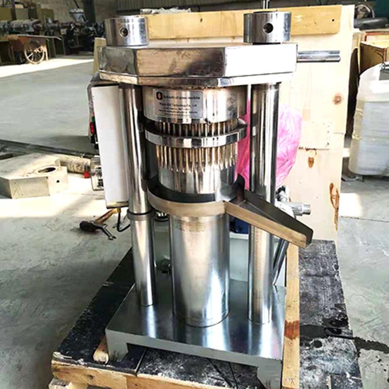 杏仁液压榨油机 - 杏仁榨油机设备