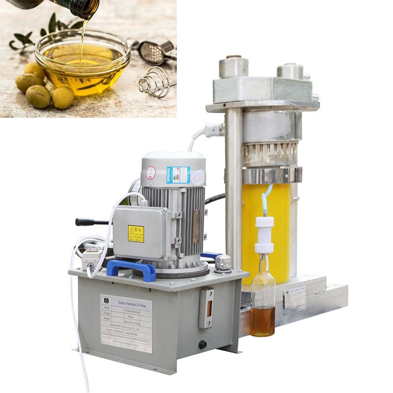 橄榄液压榨油机 - 橄榄油榨油机设备